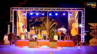 ara art johary narimanana with incredible percussionist live concert