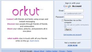 Como Recuperar fotos do Orkut