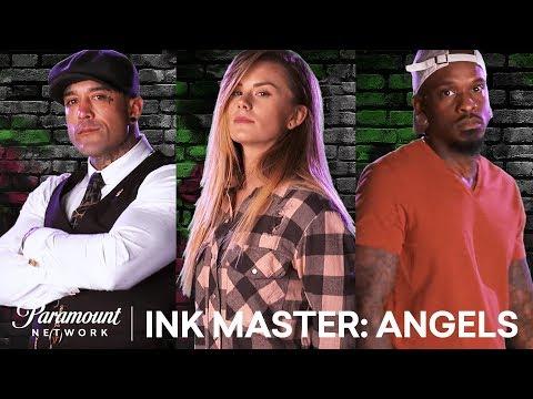 Viva Las Angels | Ink Master: Angels (Season 1) Premieres October 3rd