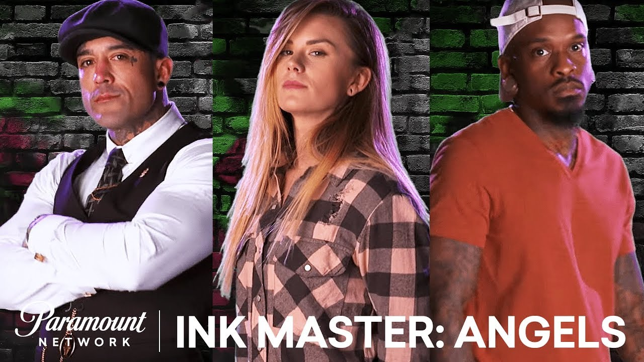 d4e609977 Ink Master: Angels series premieres as Ryan Ashley and co head to Las Vegas