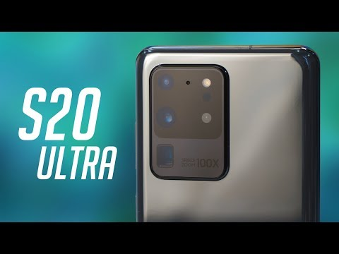 ЗАЛЁТ на 100 000. Распаковка Samsung Galaxy S20 Ultra / ОБЗОР Самсунг Галакси С20 Ультра