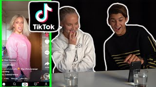 REAGERAR PÅ TIKTOK Ft: Ida Karlsson *CRINGE*