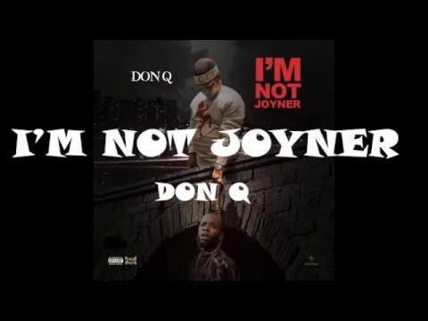 Don Q Im Not Joyner Tory Lanez Diss Lyrics