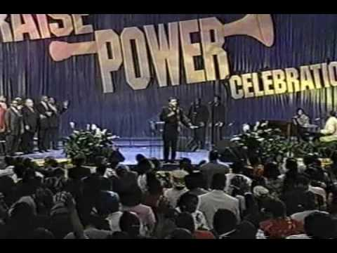 """Bishop Clarence McClendon - """"God Is Here"""" (Altar Call)"""