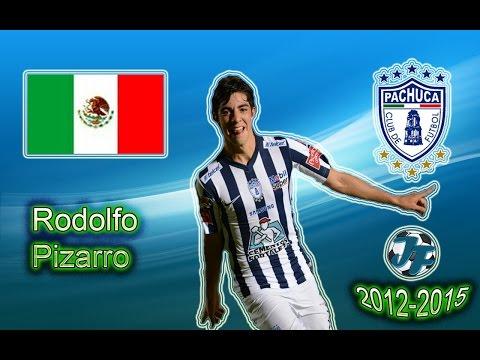 Rodolfo Pizarro | Goles y Jugadas | CF Pachuca | 2012-2015 (HD)