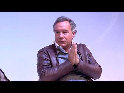 40. mediengipfel: Der Talk zwischen Thomas Lückerath und Nico Hofmann und Wolf Bauer