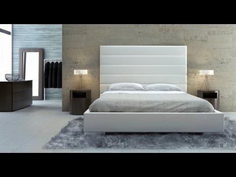 & bedroom ideas -DIY Easy \u0026 Affordable Tufted Headboard - YouTube pillowsntoast.com