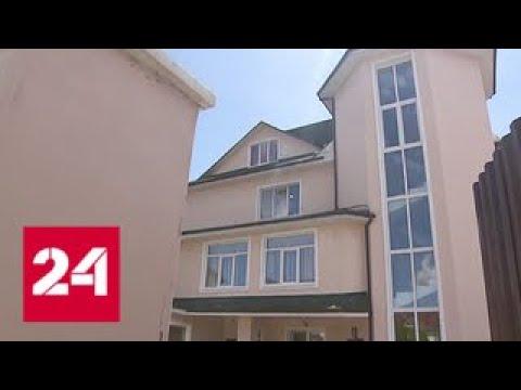 В Новой Москве вырос нелегальный квартал гостиниц и хостелов - Россия 24