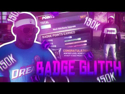 *NEW* NBA 2K20 BADGE GLITCH AFTER PATCH 1.03 & UPDATE! UNLIMITED BADGE POINTS GLITCH! (NBA 2K20)