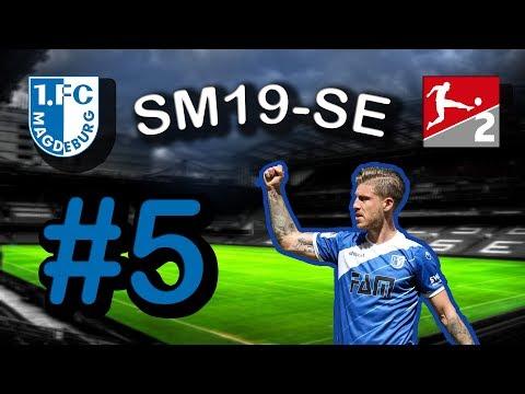 SM19-SE. Лига Германии #5. Оказывается наше тренерство приносит неплохие результаты.