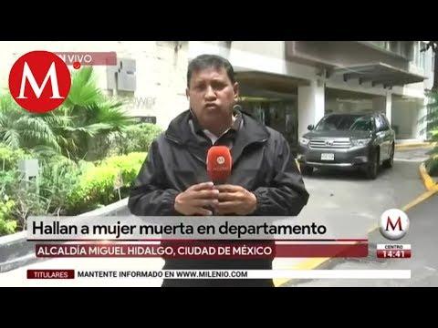 Hallan A Colombiana Muerta En Departamento De CdMx