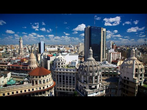 Buenos Aires, Argentina || Cinematic Drone Shots