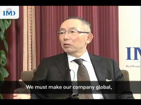 Interview with Mr. Tadashi Yanai, Chairman, President & CEO, Fast Retailing.flv