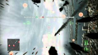 Ace Combat: Assault Horizon [Eng] PC Gameplay - Mission 1 Nightmare
