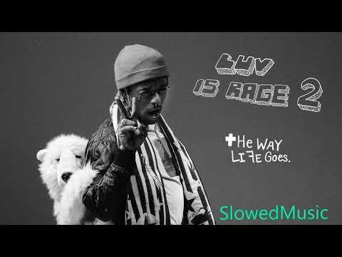 Lil Uzi Vert - The Way Life Goes [Slowed]