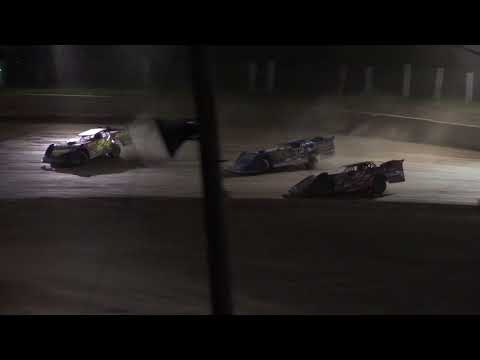 Old Bradford Speedway RUSH Crate Late Model Feature 7-1-18