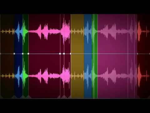 """Beethoven - Piano Trio 5, Op.70, No. 1 """"Ghost"""" (Color-coded Analysis)"""