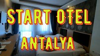 Start Otel 3 Antalya Turkey Старт Отель Анталья Турция