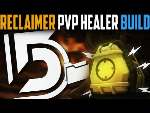 The Division   Reclaimer PvP Healer Build   Patch 1.8