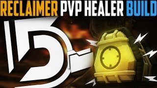 The Division | Reclaimer PvP Healer Build | Patch 1.8