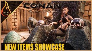 New Items Showcase Conan Exiles