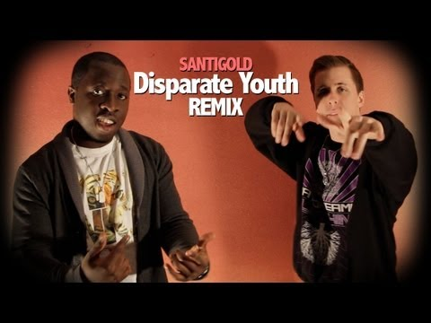 Santigold - Disparate Youth remix by Skoold [OWM]