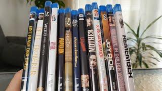 Пополнение #59: Blu-Ray Фильмы - Тренировочный день, Амадей, Трудный ребенок 1&2, Помнить...[4K/60]