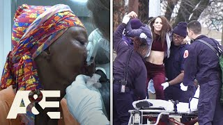 Live Rescue: Treating Gunshot Wounds - Top 5 Moments | A&E