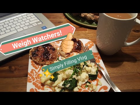 Weight Watchers Simply Filling | What I Ate to Lose Weight