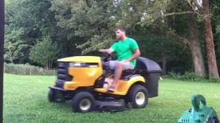 Cub Cadet XT2 ONE YEAR REVIEW!!!