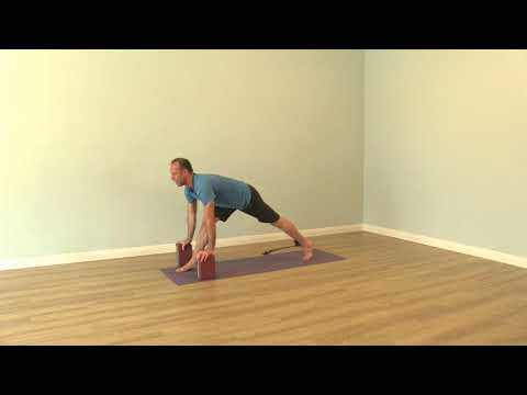 Yoga to help with Sore Legs with Danny White