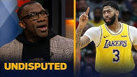 Lakers forced the ball to Anthony Davis too much in win over Pelicans — Shannon | NBA | UNDISPUTED