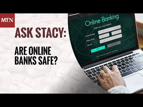 2-Minute Money Manager: Are Online, Internet-Only Banks Safe