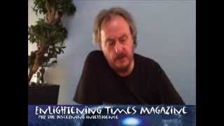 Enlightening Times Interview with Thomas Sheridan part 1