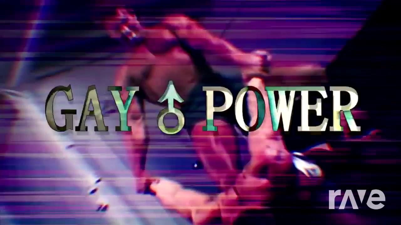 Gay♂Power Bodybuilder From Russia - Gachigasm & Razq [Rave DJ Mashup]