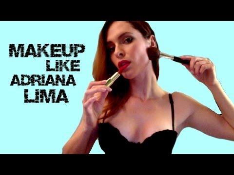 makeup-tutorial:-look-like-victoria-secret-model-adriana-lima