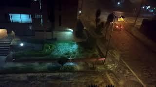 Град в Боготе, 1 ноября 2017 / Hail in Bogota, November 1, 2017