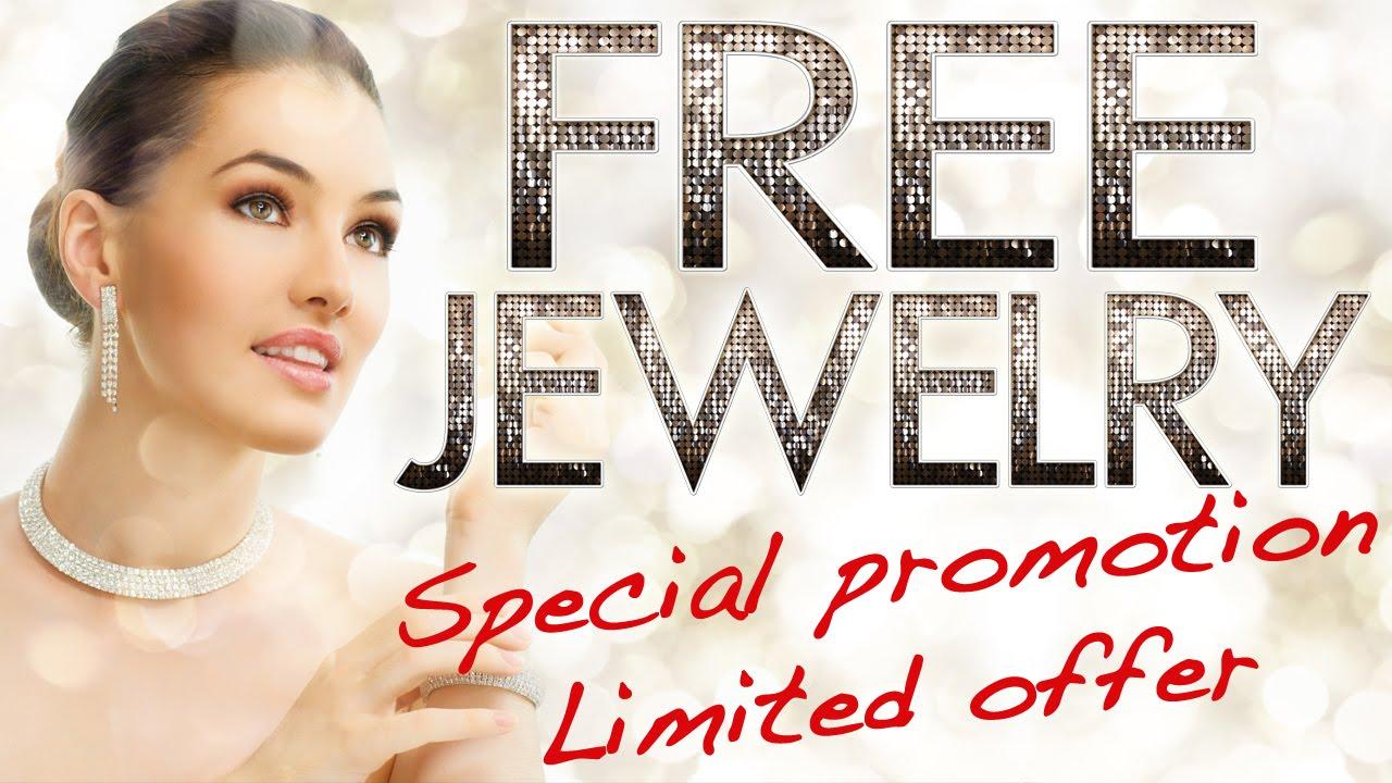free jewelry