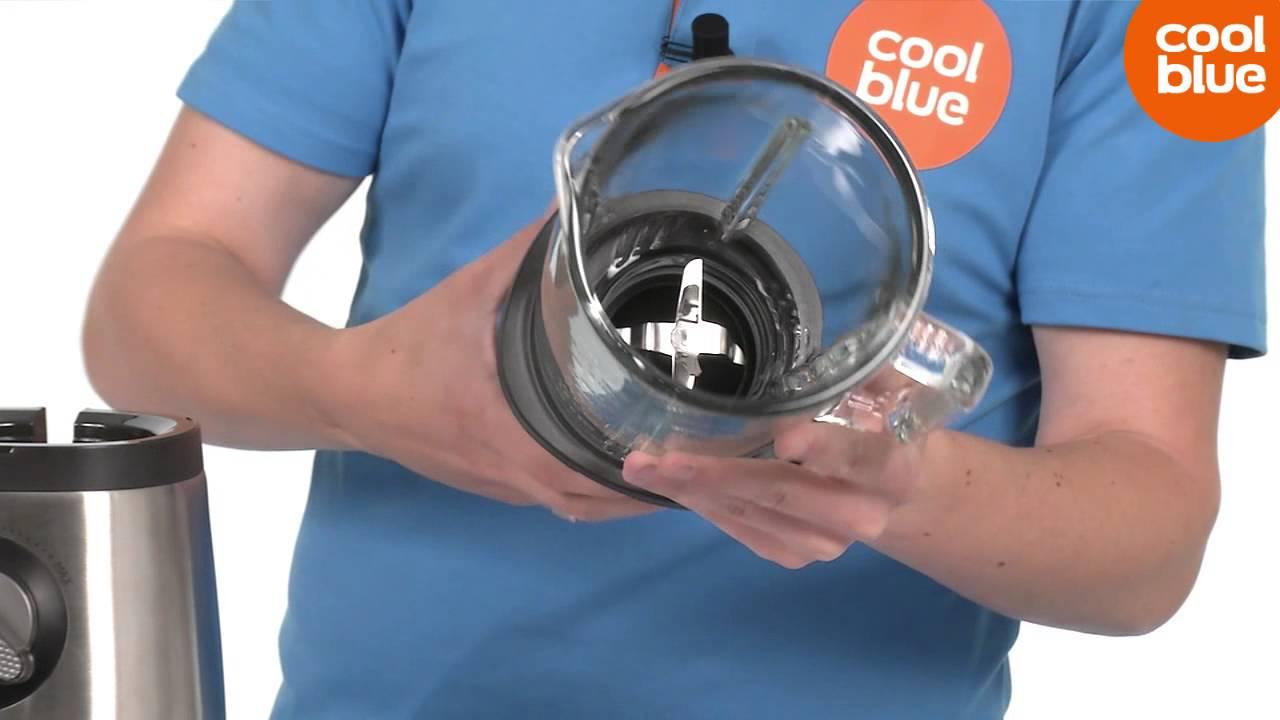 Verwonderend Philips HR2093 Blender productvideo (NL/BE) - YouTube QE-92
