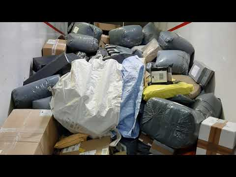 Hermes Parcel Delivery Depot A Shocking Mess In Leaked Photos