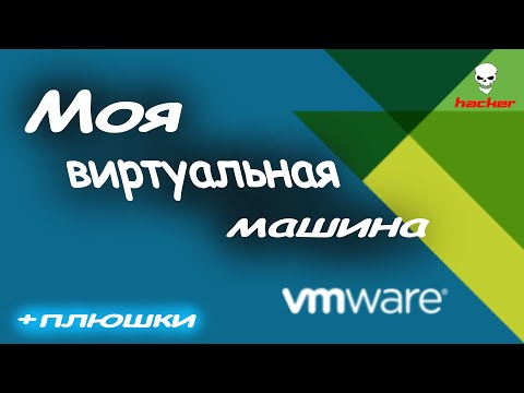 Моя виртуальная машина (VMware +плюшки)