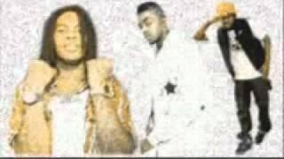 Wacka Flocka Flame ft Wale Roscoe Dash- No Hands Chopped and Screwed by Killa B