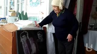 თინა ბებო - პატარა ცემის ერთადერთი მცხოვრები, წინასწარ გამზადებული საფლავით  [video]