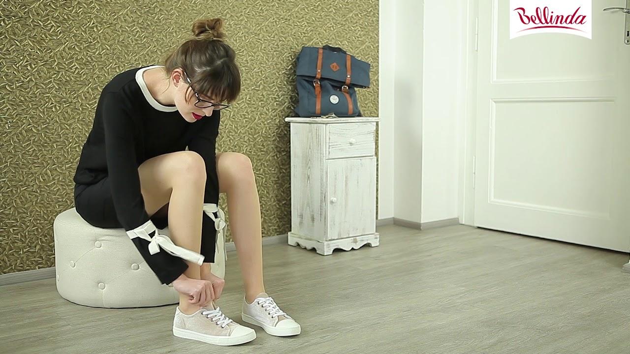 Bellinda Promo Sneakers Pantyhose Youtube