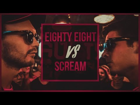 SLOVO: SCREAM vs EIGHTY EIGHT (BAD BARS) | НОВОСИБИРСК