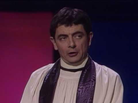 Rowan Atkinson Live 1991
