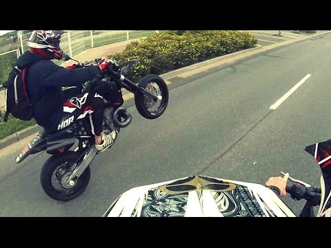 It´s Summer - Maico 700 SM - EPIC RIDE - Wheelies - GoPro