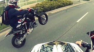 It´s Summer - Maico 700 SM - EPIC RIDE - Wheelies - GoPro