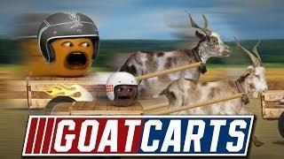 Annoying Orange - Goat Carts