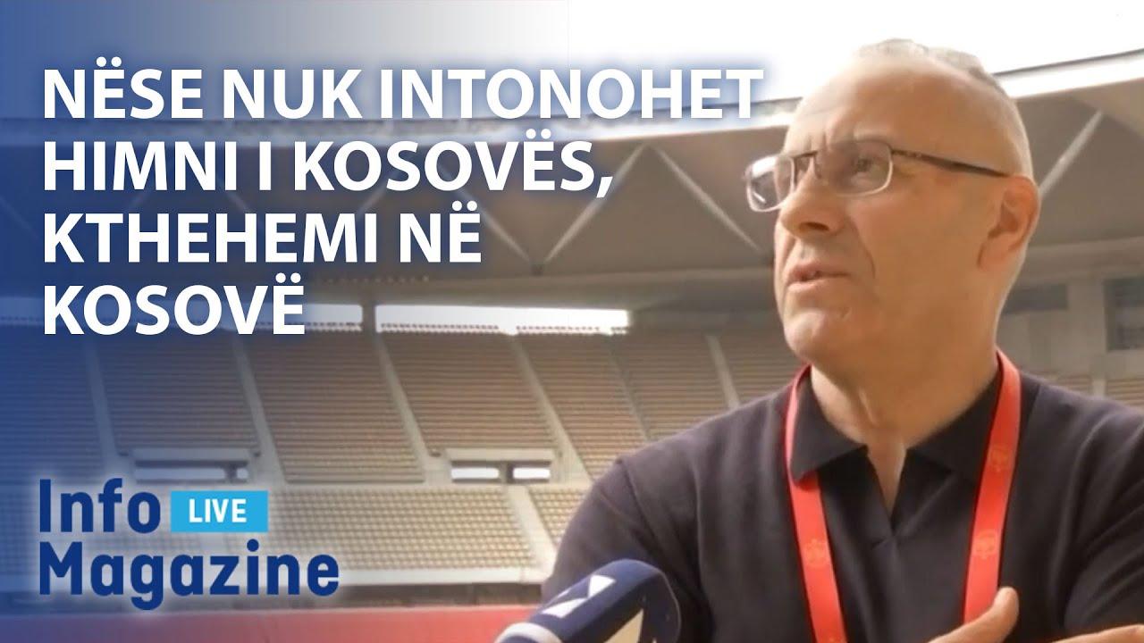 Ademi: Nëse nuk intonohet himni i Kosovës, kthehemi në Kosovë - 30.03.2021 - Klan Kosova